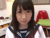 Agasa Itou cums from merciless fingering