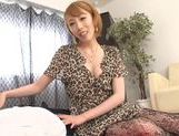 Beautiful Aya Kisaki Asian babe in hot lingerie for sex picture 5