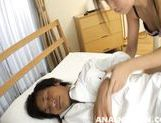 Gorgeous Japanese hottie Hibiki Ohtsuki on Asian anal porn