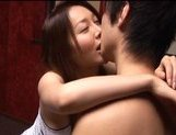 Mai Uzuki Hot Asian chick enjoys sucking her boyfriend's dick