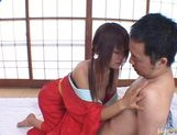 Juri Matsuzaka Japanese milf is a hottie picture 8