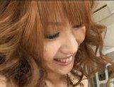 Erika Kurisu Hot Asian babe gets a hard fucking