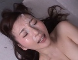 Yui Tatsumi deals tasty dicks in group action picture 127