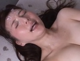 Yui Tatsumi deals tasty dicks in group action picture 132