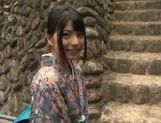 Ai Uehara in staggering POV oral with her boyfriend