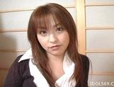 Iori Shina Horny Japanese Gets Pussy Fucked Hard