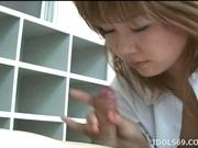 Momo Himeno Naughty Schoolgirl Enjoys Getting Her Fucks