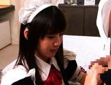 Hikaru Ayuhara is a pretty Japanese schoolgirl picture 12
