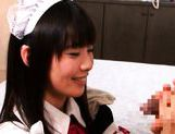 Hikaru Ayuhara is a pretty Japanese schoolgirl picture 15