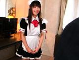 Hikaru Ayuhara is a pretty Japanese schoolgirl picture 2