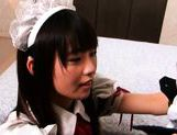 Hikaru Ayuhara is a pretty Japanese schoolgirl picture 6