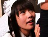 Hikaru Ayuhara is a pretty Japanese schoolgirl picture 8