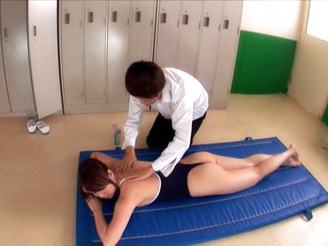 Yui Tatsumi Asian beauty is a schoolgirl who enjoys sex