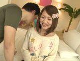 Busty girl Yuka Yamaguchi gets teased and screwed