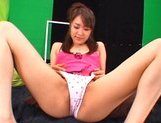 One Mihiro Hot Asian babe picture 2