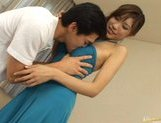 Riko Tachibana Asian model likes being fucked in all positions picture 15