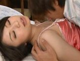 Sexy amateur teen girl Yuuka Tsubasa has really sexy anal hole picture 5