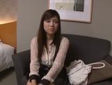 Busty Mona Kasuga amazes in pure amateur porn scene picture 11