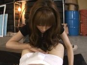 Sweet Japanese girl Rio in wonderful Japanese pov porn action