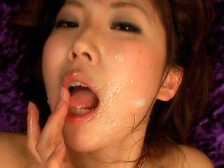 Mint Suzuki is a hot Asian chick who enjoys hot partying