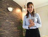 Jun Rukawa Asian doll gets cum facial