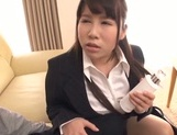 Busty asian teacher moans in steamy fuck picture 11