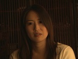 Sultry Japanese mature ladies enjoy kinky gangbang action