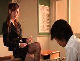 Sakura Ayukawa Asian teacher is naughty