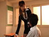 Sakura Ayukawa Asian teacher is naughty