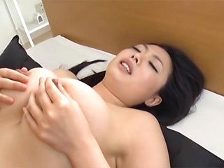 Sexy asian milf enjoys as she is nailed