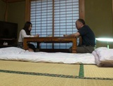 Young Japanese fucking her horny teacher picture 12