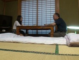 Young Japanese fucking her horny teacher picture 14