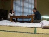Young Japanese fucking her horny teacher picture 15