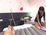 Naughty Yuuki Itano loves having sex in the tub