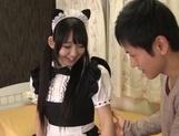 Exquisite cock rider Kurumi Tanigawa gets pleasure of hard dick picture 13