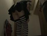 Exquisite cock rider Kurumi Tanigawa gets pleasure of hard dick