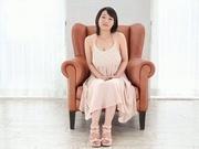 Asian milf with huge boobs Kaho Shibuya enjoys nipple pinching and licking