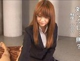 Akiho Yoshizawa Naughty Asian model enjoys being fucked hard