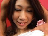 Fuuka Takanashi Nice Japanese girl is toyed with for sex picture 11