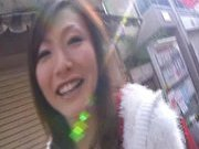 Emi Harukaze Hot Japanese chick is an amazing sexy date