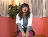 Saori Hot Asian model is fucked hard in all positions picture 13