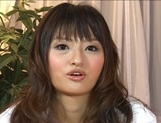 Saori Hot Asian model is fucked hard in all positions picture 14