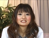 Saori Hot Asian model is fucked hard in all positions picture 15