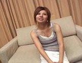 Erika San Hot Asian model gets a hard fucking