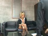 Blonde asian Nao Tachibana likes having hard sex picture 13