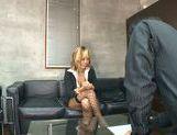 Blonde asian Nao Tachibana likes having hard sex