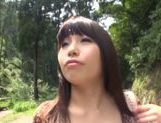 Japanese AV Model gets group action inside the outdoor bath
