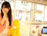 Juicy Japanese AV girl Kimika Ichijou gets tough sexual experience