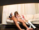 Racing Queen Miina Yoshihara Spreads Her Legs for a Hard Dick