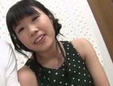Stunning teen Miku Aono pleases older hunk picture 15